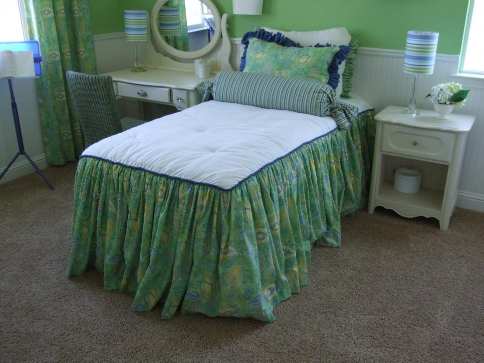 Download Free Stock HD Photo of Fancy Girls Bedroom Online