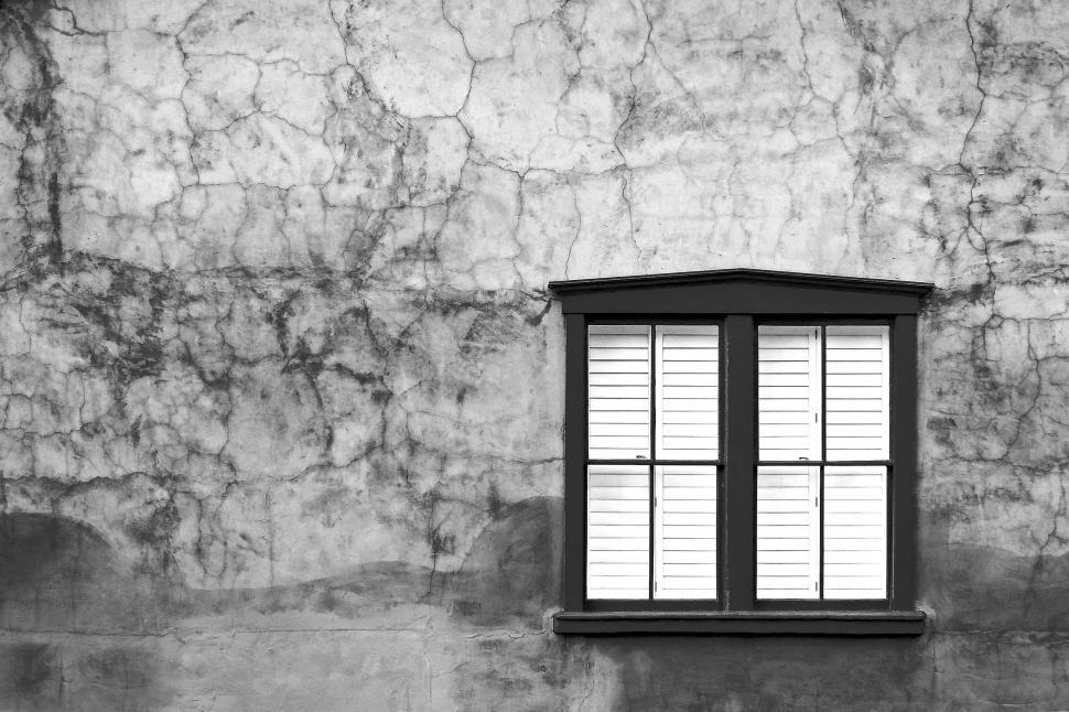 Download Free Stock HD Photo of Black and white wall Online