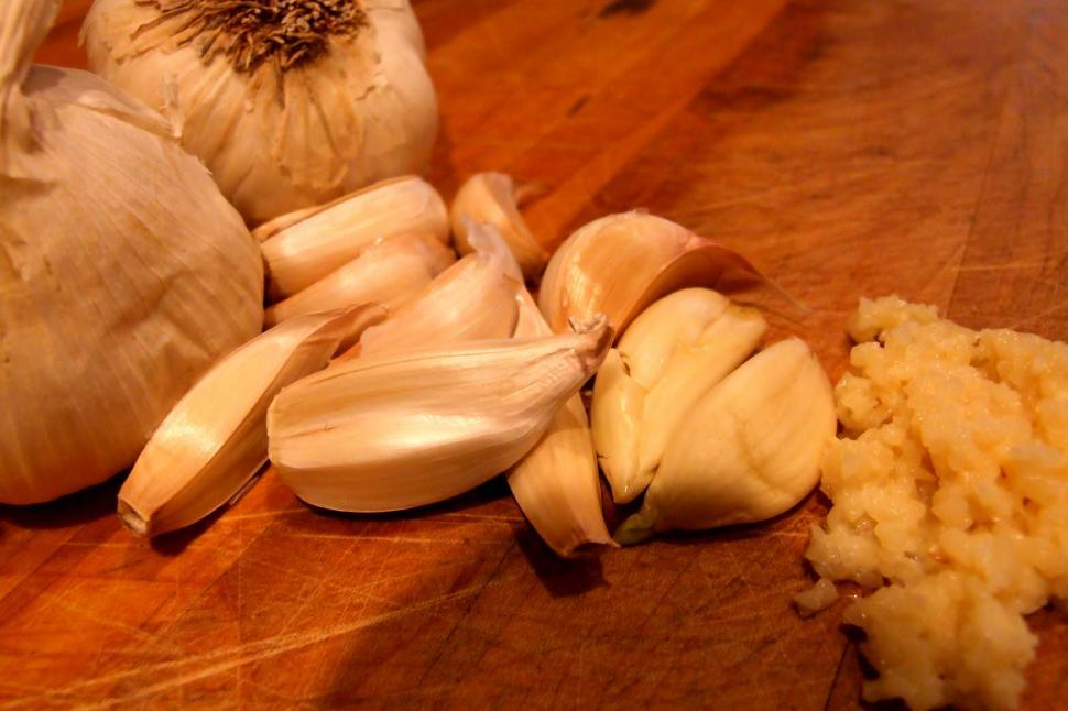 Download Free Stock HD Photo of Garlic Online