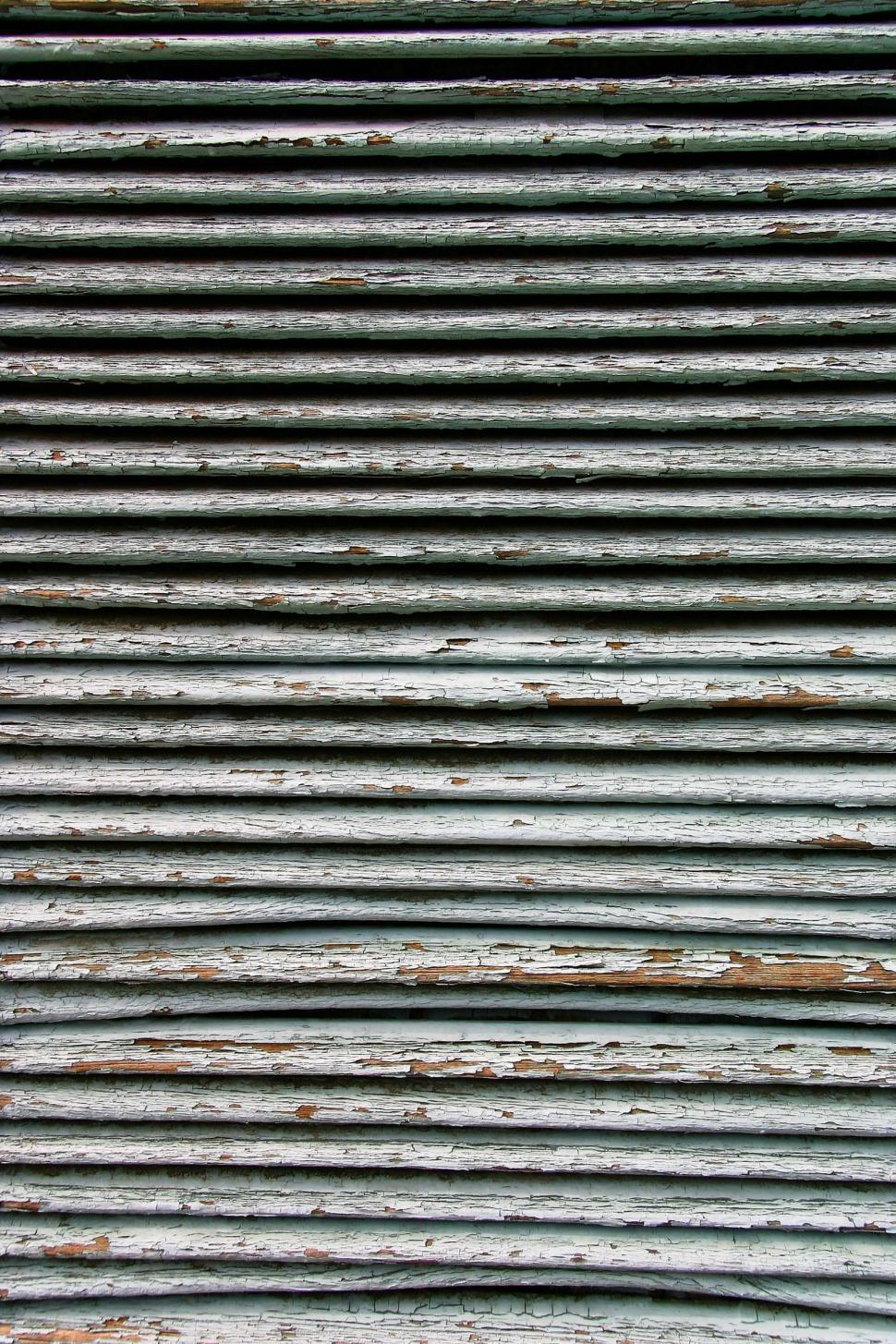 Download Free Stock HD Photo of Painted slats Online
