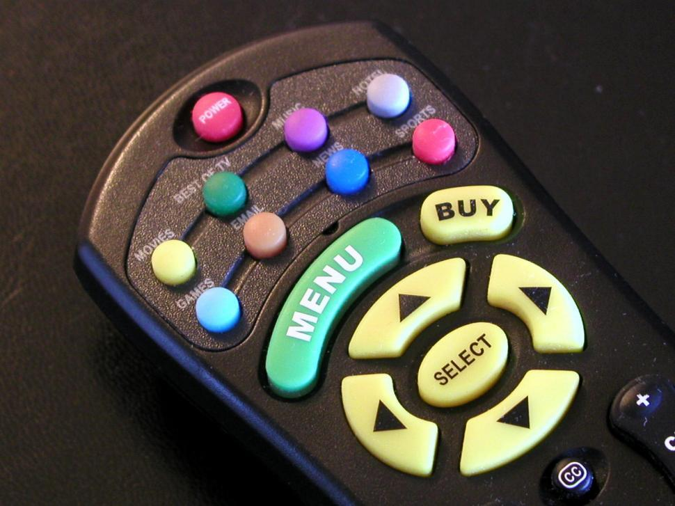 Download Free Stock HD Photo of TV Remote Online