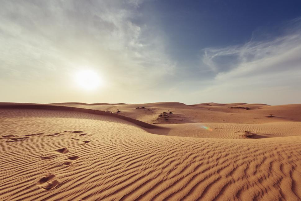 Free Stock Photo of Desert and Sun | Download Free Images and Free  Illustrations