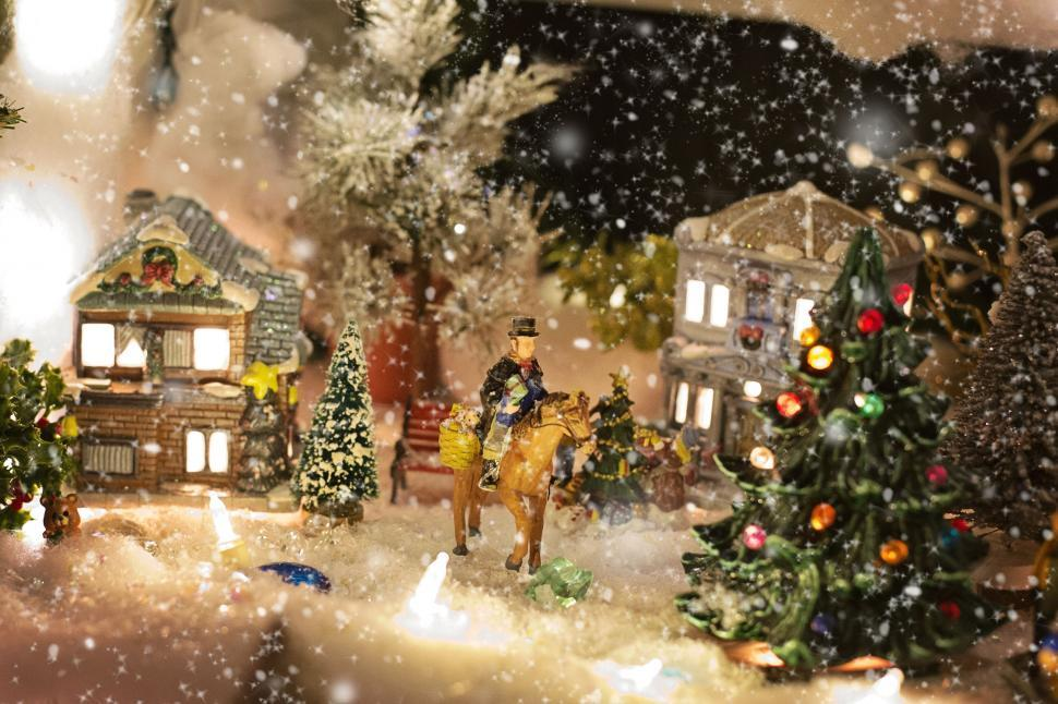Free Stock Photo Of Christmas Village Online Download Latest Free Images And Free Illustrations