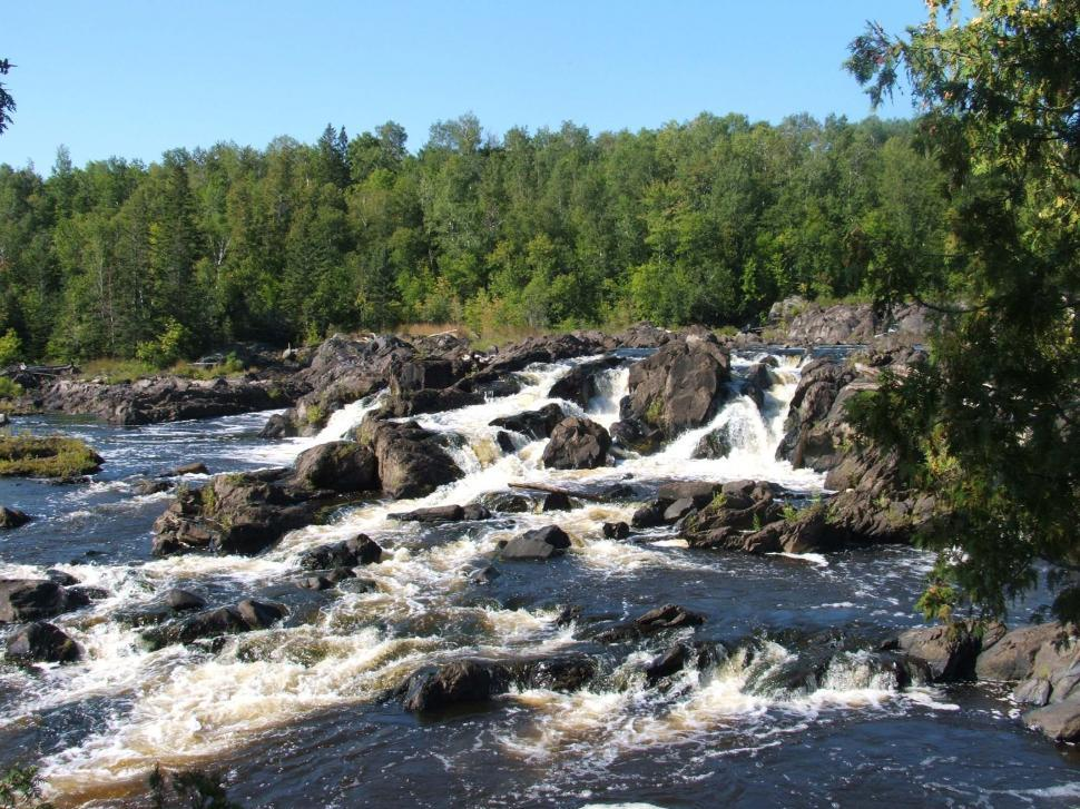 Download Free Stock HD Photo of Jay Cooke State Park Online