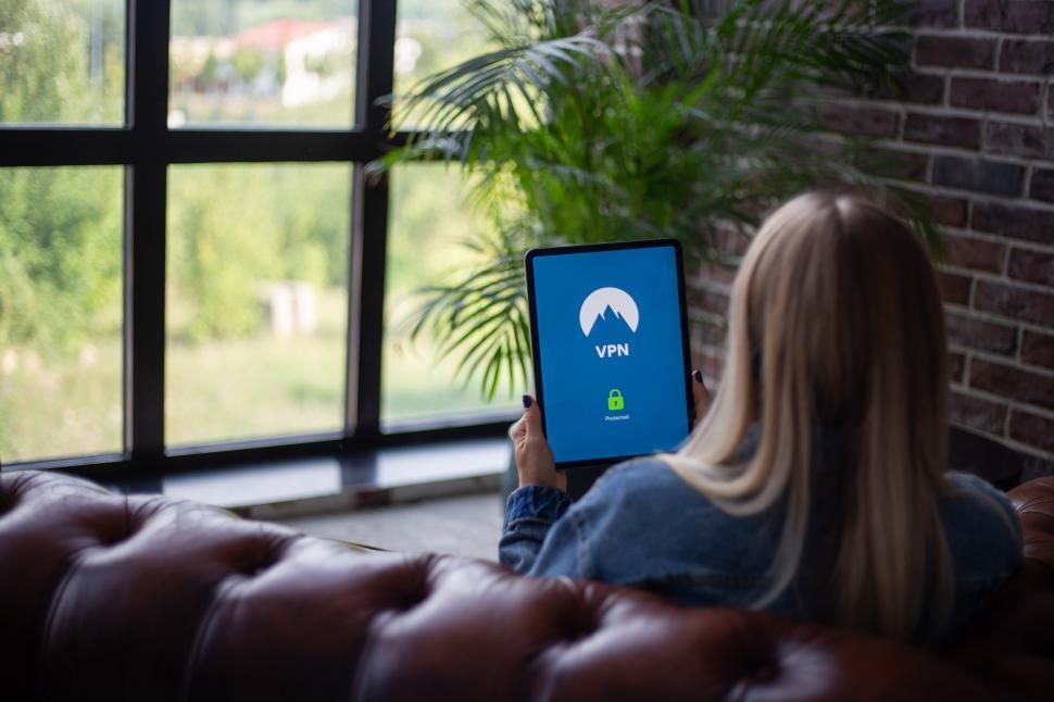 Download Free Stock HD Photo of Virtual private network VPN at Home Online
