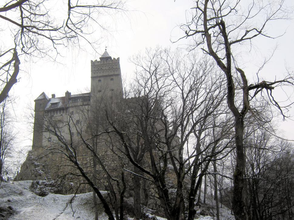 Download Free Stock HD Photo of Old medieval castle from Romania Online