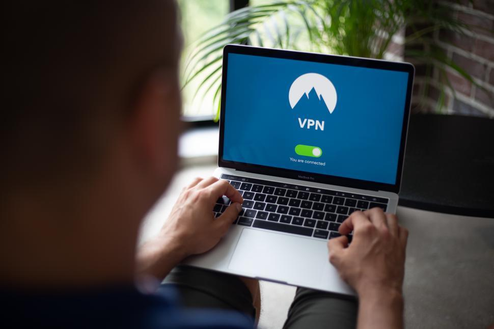 Download Free Stock HD Photo of Protect your laptop from cyber attacks  Online