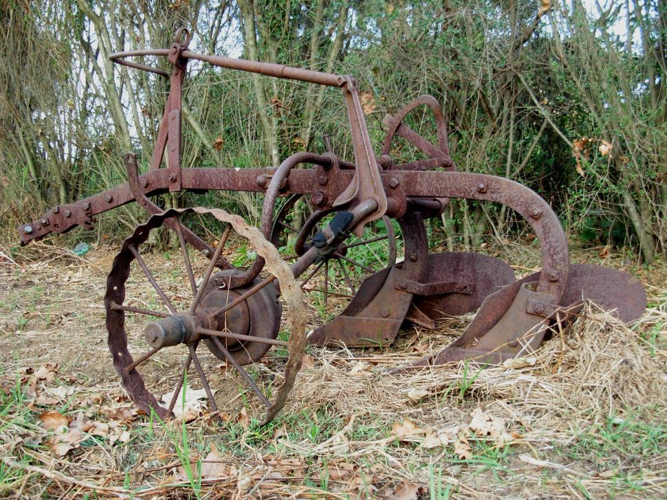 Download Free Stock HD Photo of Plough Online