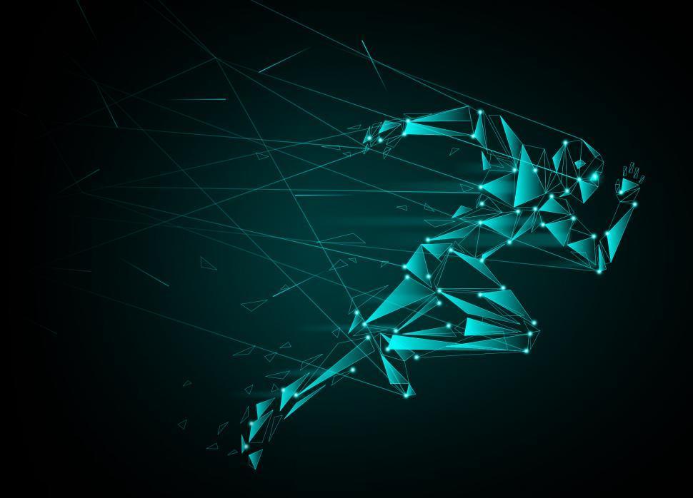 Bionic Runner - Digital Twin