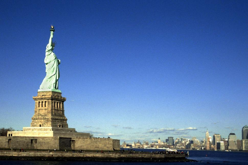 Download Free Stock HD Photo of Statue of Liberty, Liberty Island Online