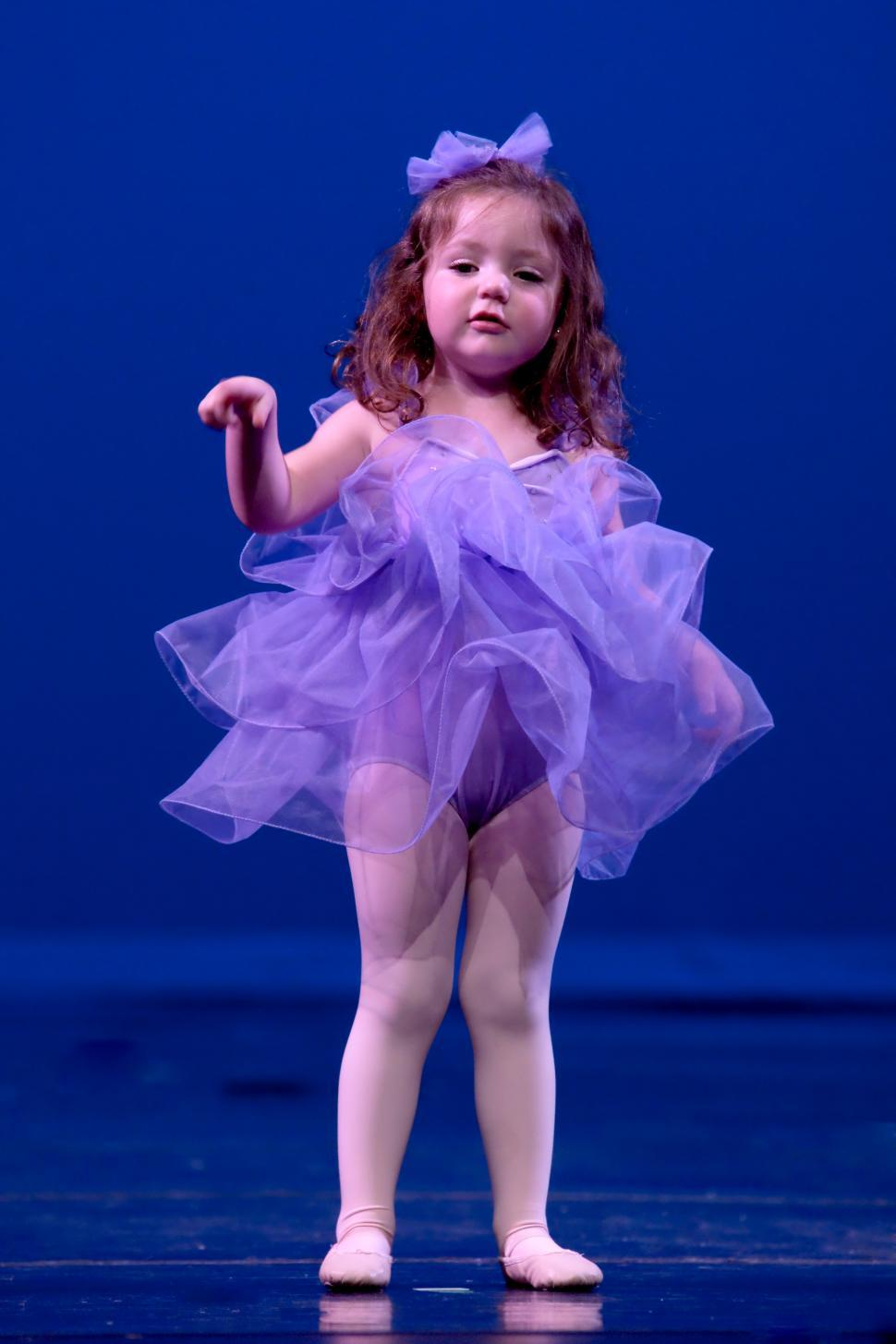 Download Free Stock HD Photo of Little Dancer Online