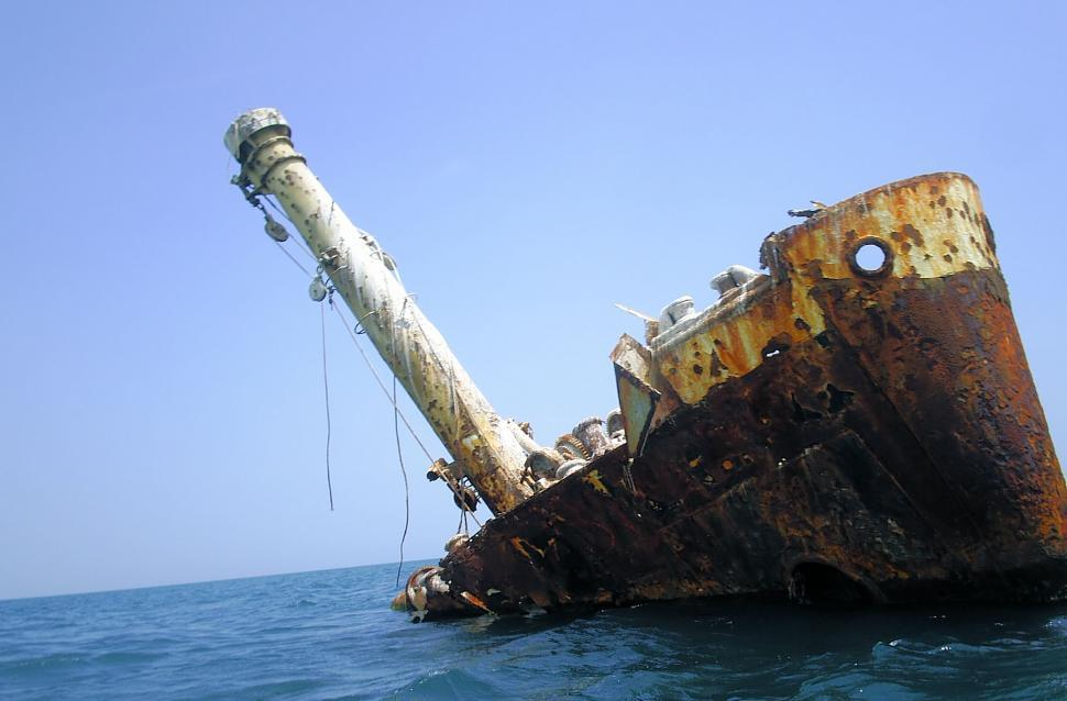 Download Free Stock HD Photo of Ship Wreck Online
