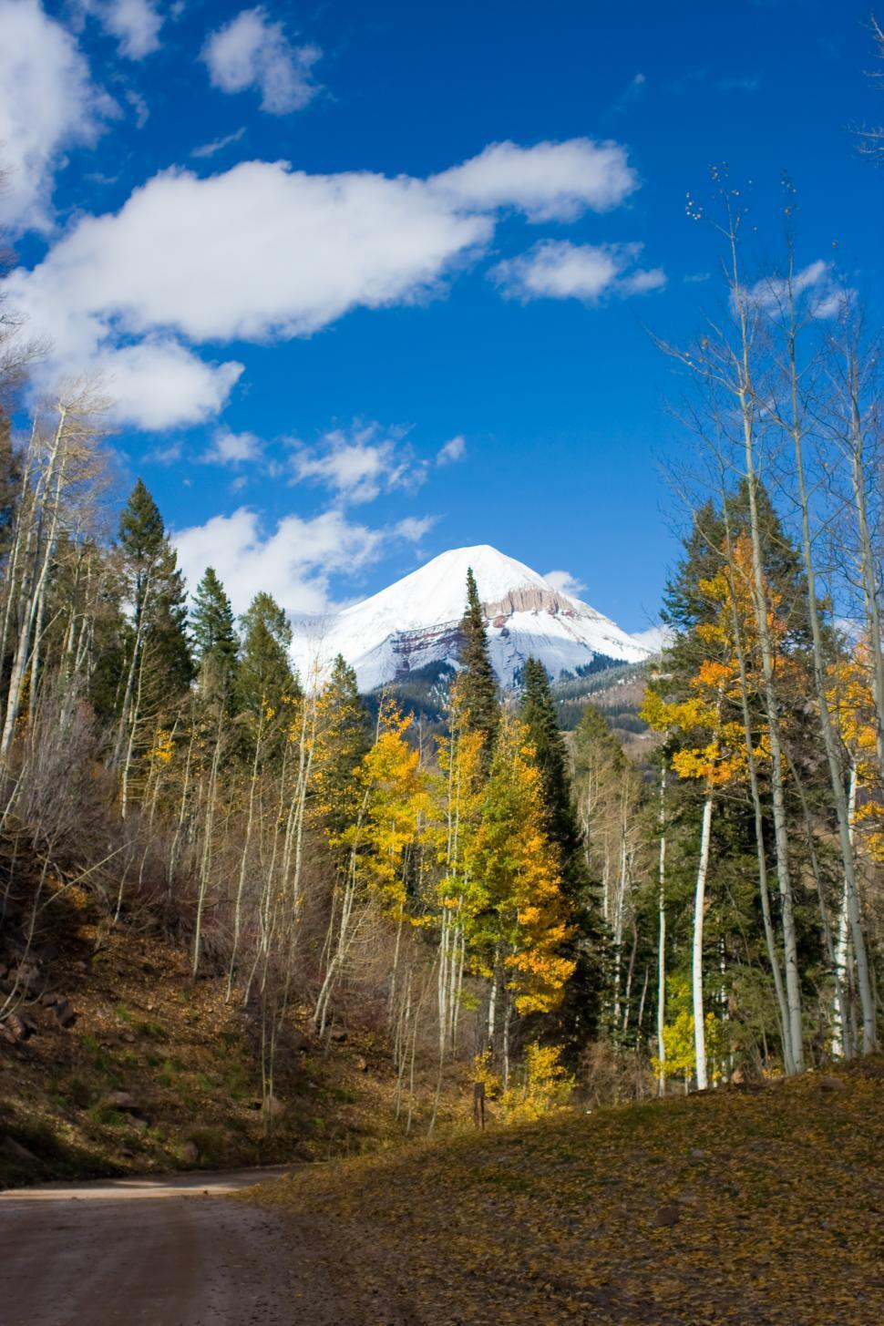 Download Free Stock HD Photo of Autumn mountains Online