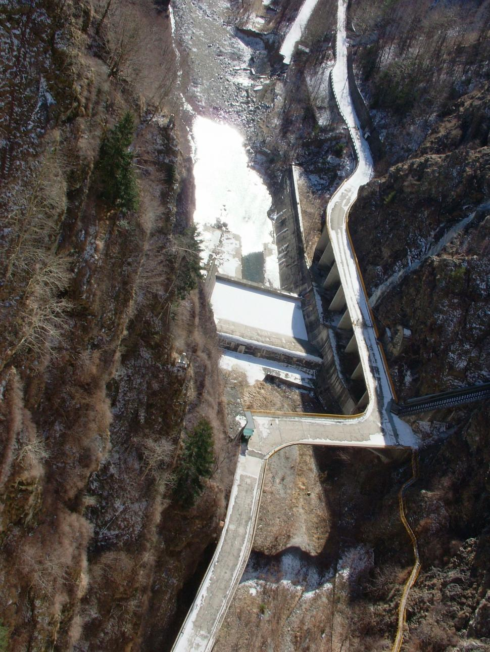 Download Free Stock HD Photo of Mountain Bridge Online