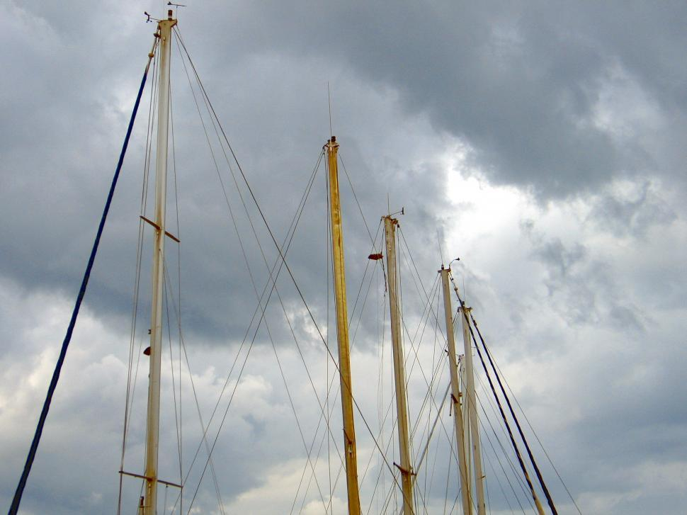 Download Free Stock HD Photo of masts Online
