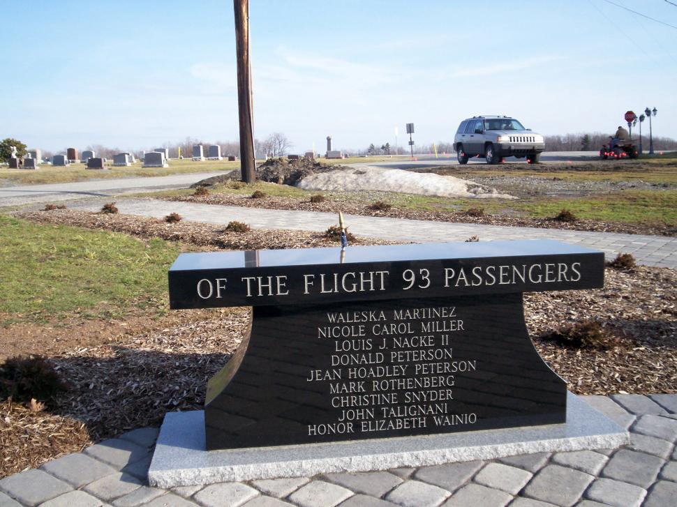 Download Free Stock HD Photo of United Airlines 93 Memorial, Shanksville, PA Online