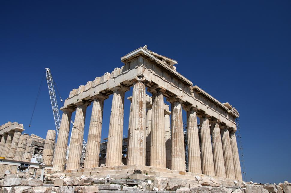 Download Free Stock HD Photo of Parthenon Online