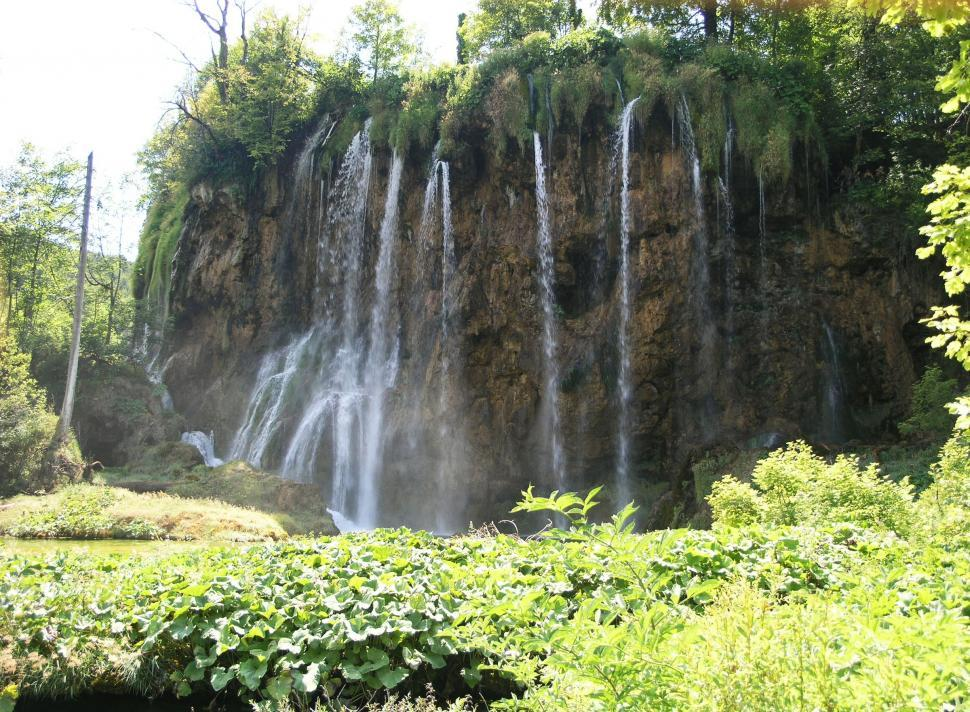 Download Free Stock HD Photo of Plitvice Lakes national park in Croatia Landscape Online