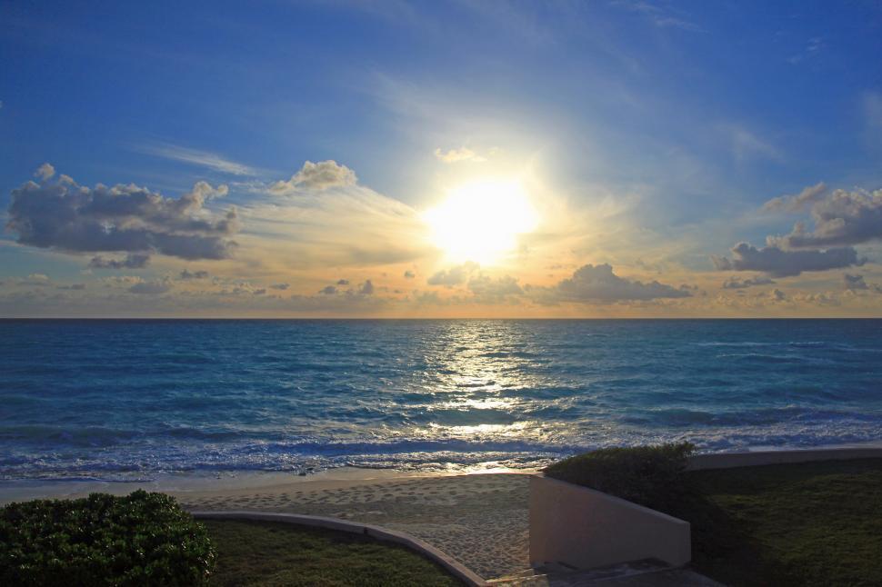Download Free Stock HD Photo of Seaside Resort Online