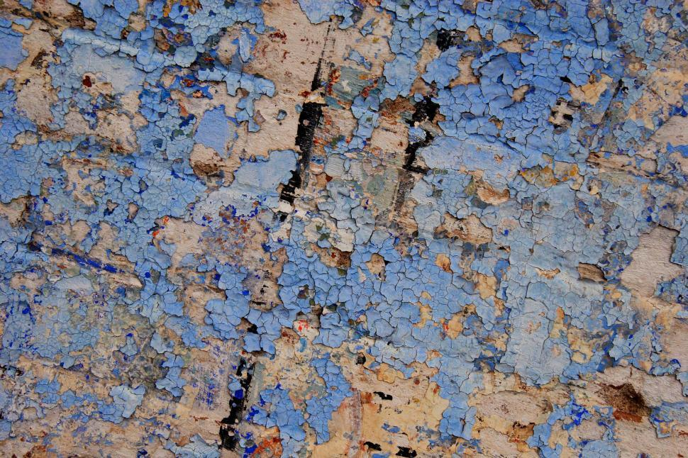 Download Free Stock HD Photo of Paint peels from masonry Online