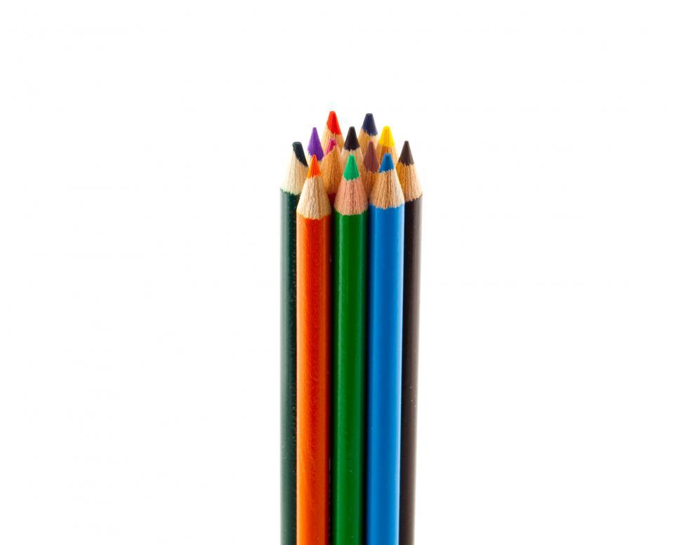 Download Free Stock HD Photo of Colored pencils Online