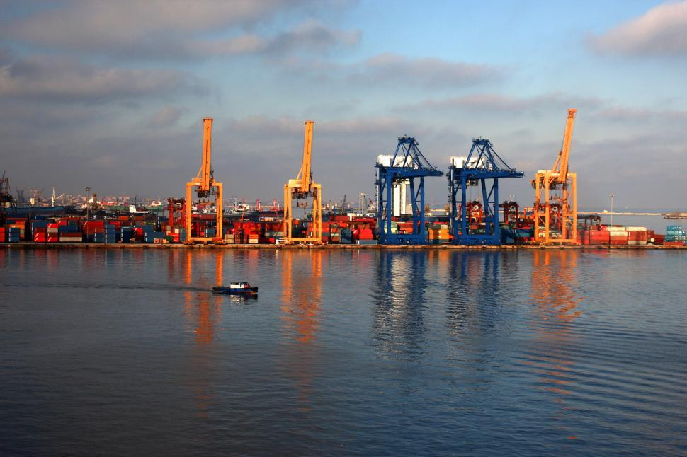 Download Free Stock HD Photo of Port Online