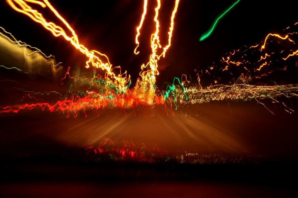 Download Free Stock HD Photo of Night Lights Online