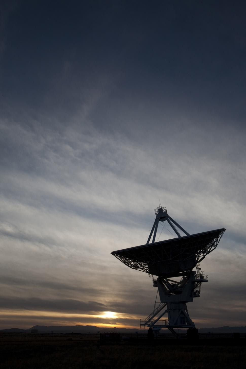 Free image of Radio Telescopes