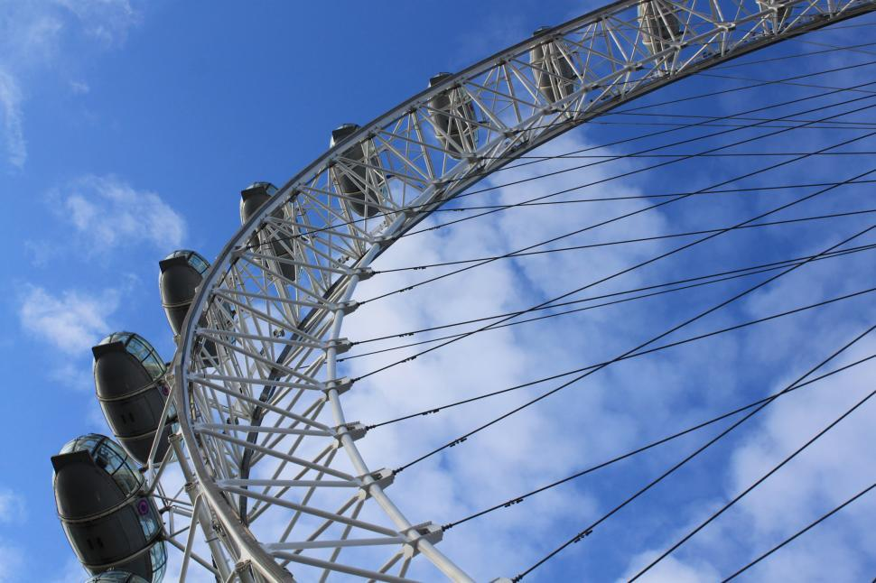 Download Free Stock HD Photo of London Eye Online