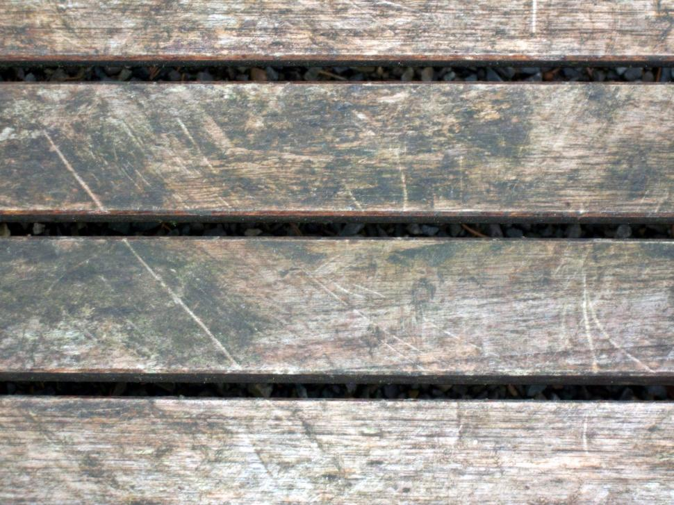 Download Free Stock HD Photo of Bench Slats Online