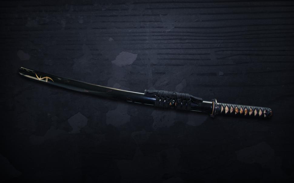 Download Free Stock HD Photo of Katana Sword Online