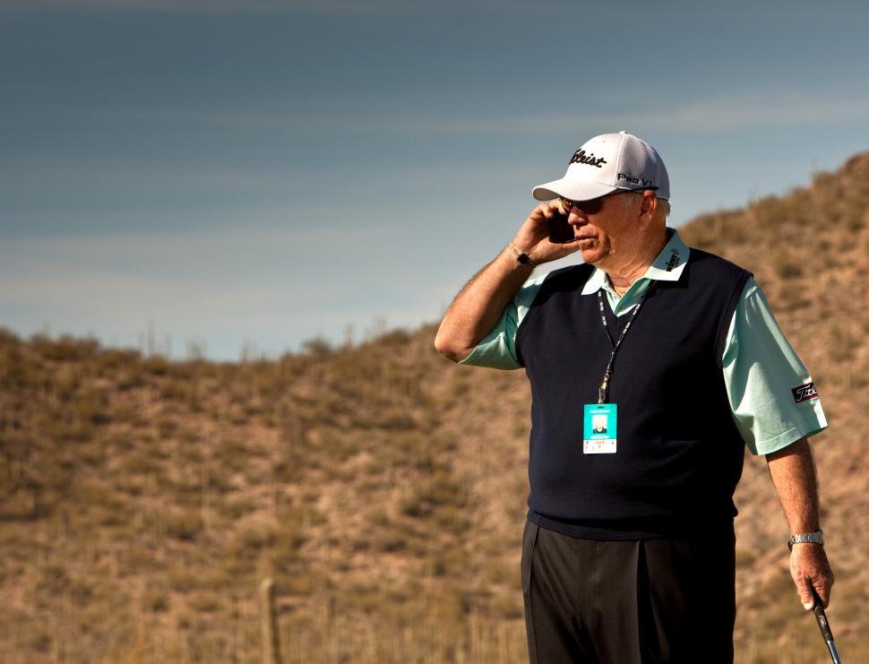 Download Free Stock HD Photo of Butch Harmon  Online