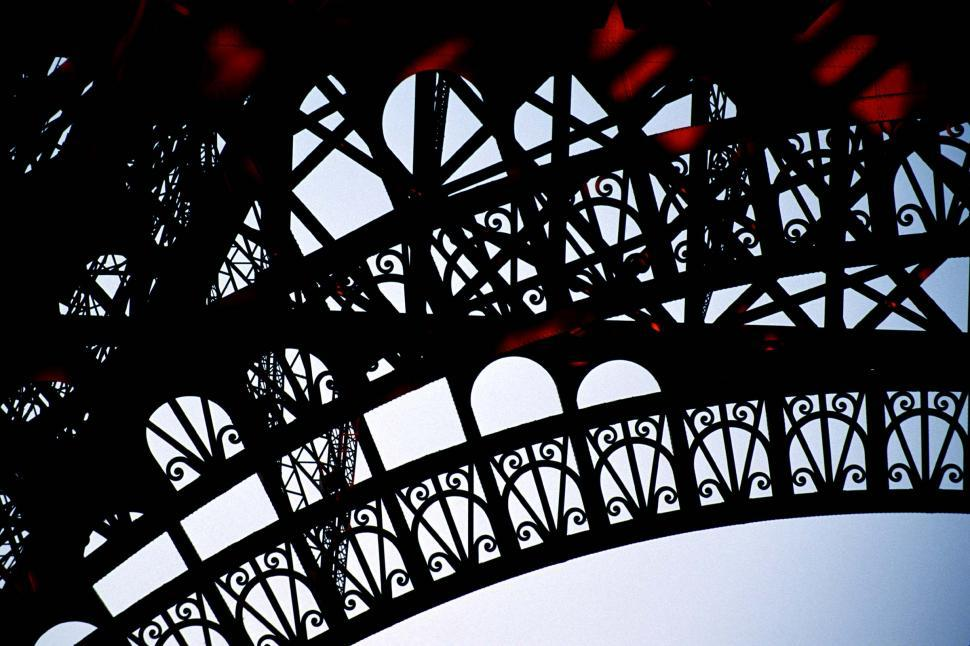 Download Free Stock HD Photo of Detail of Eiffel Tower Online