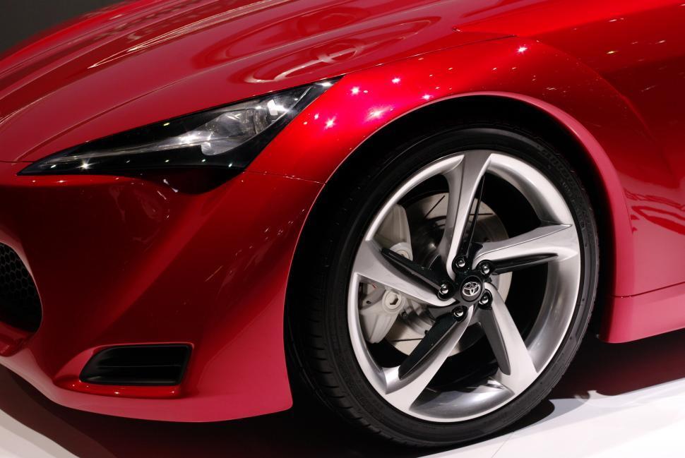 Download Free Stock HD Photo of Internationnal Geneva Cars salon 2010 Online