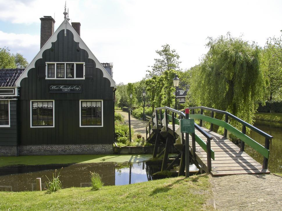Download Free Stock HD Photo of Amsterdam Village Online