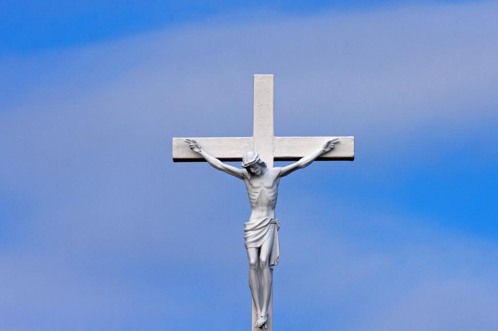 Download Free Stock HD Photo of Christ Cross Online