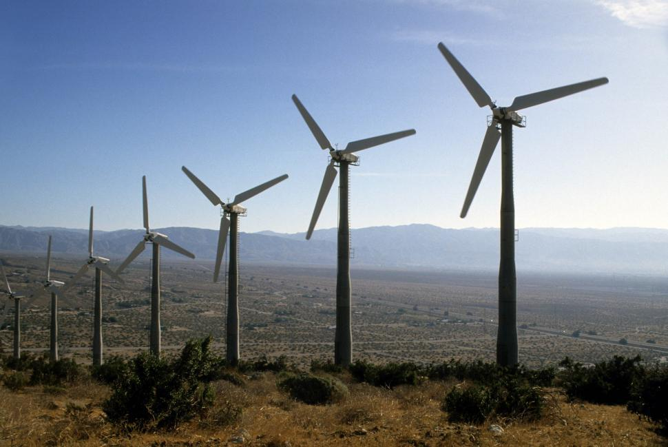 Download Free Stock HD Photo of Wind turbines Online