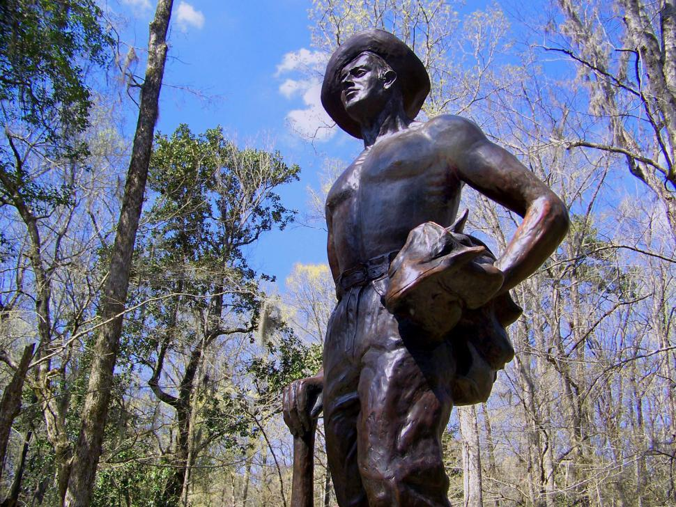 Download Free Stock HD Photo of Bronze Statue Online