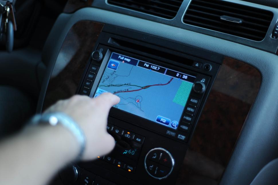 Download Free Stock HD Photo of Built in GPS Online