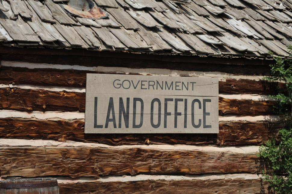 get free stock photo of government land office online