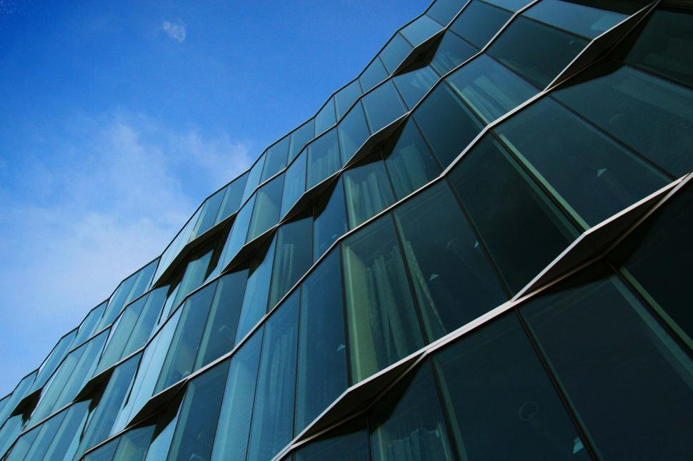 Download Free Stock HD Photo of Glass facade Online