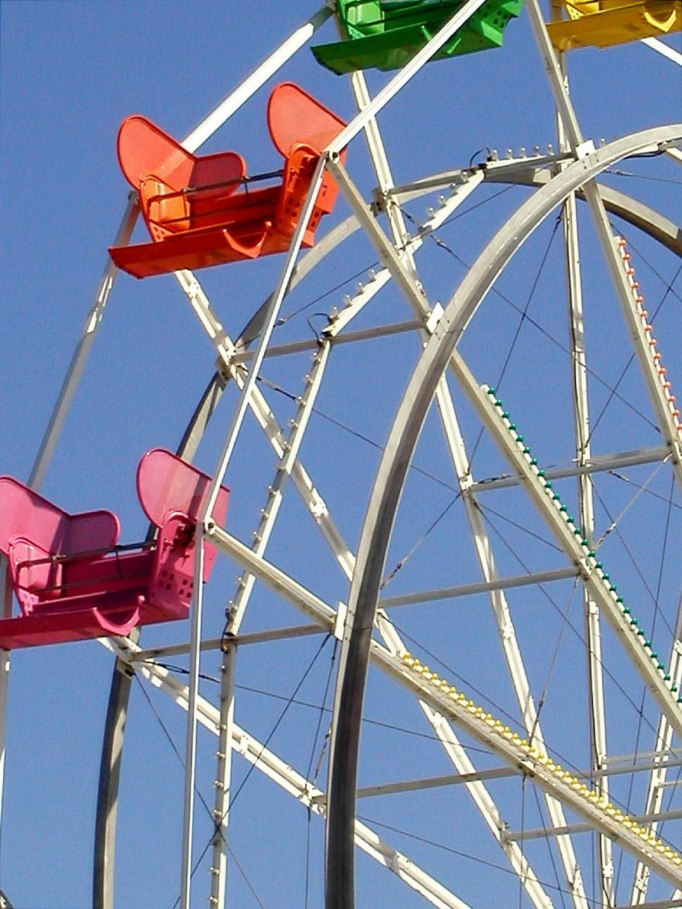 Download Free Stock HD Photo of Ferris Wheel Online