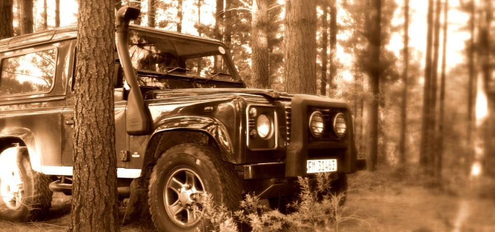Download Free Stock HD Photo of Off Road Sepia Online