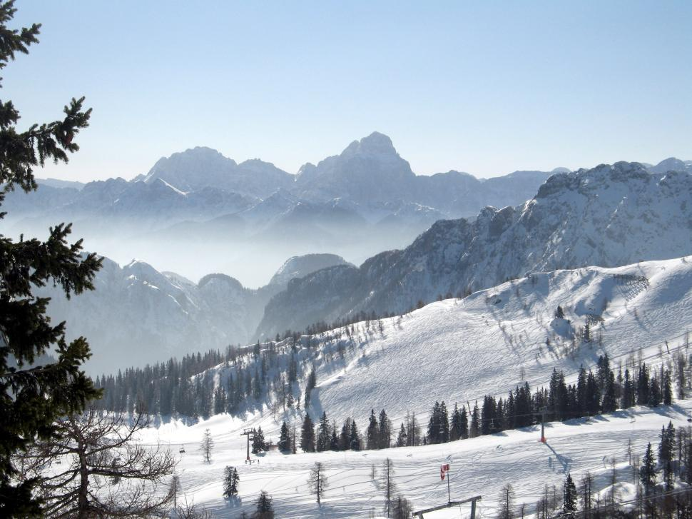 Download Free Stock HD Photo of Mountain Landscape Online