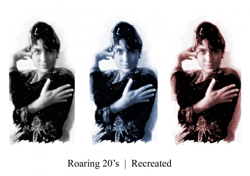 Download Free Stock HD Photo of Roaring 20s Recreation Online