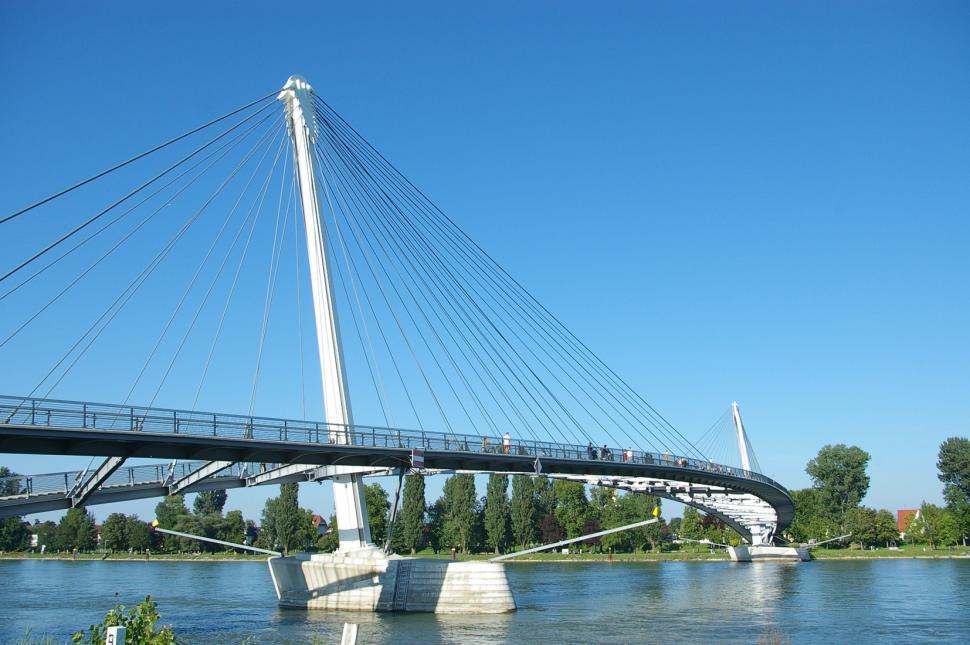Download Free Stock HD Photo of Mimram bridge Online