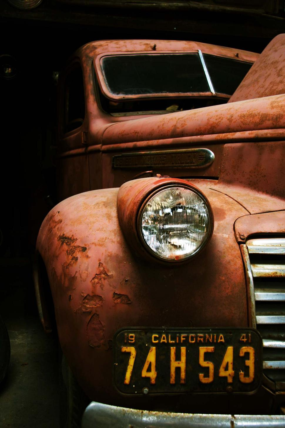 Download Free Stock HD Photo of Old truck Online