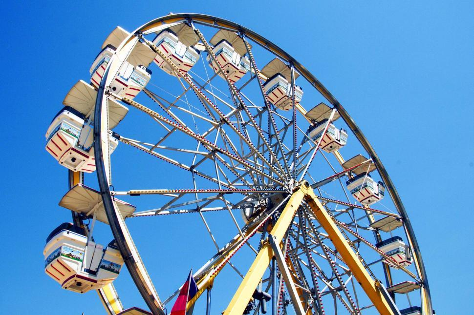 Download Free Stock HD Photo of Ferris wheel Online