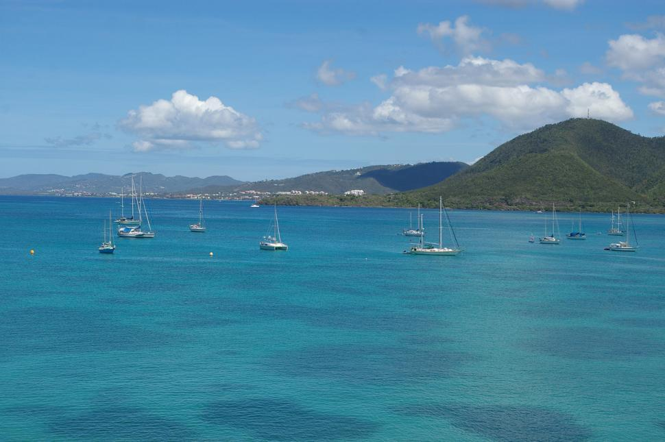 Download Free Stock HD Photo of Martinique island Online