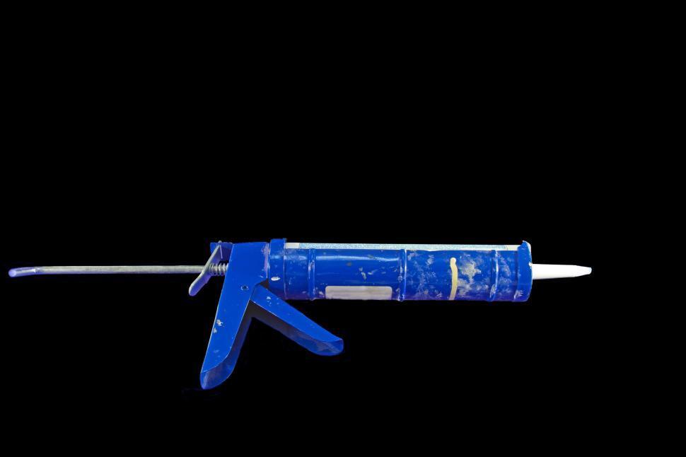 Download Free Stock HD Photo of Caulking Gun Online